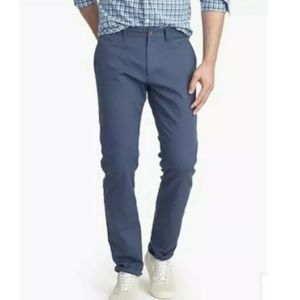 J. CREW the sutton summerweight chino-ANKLE 33x30